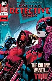 Detective Comics (2016-) #978