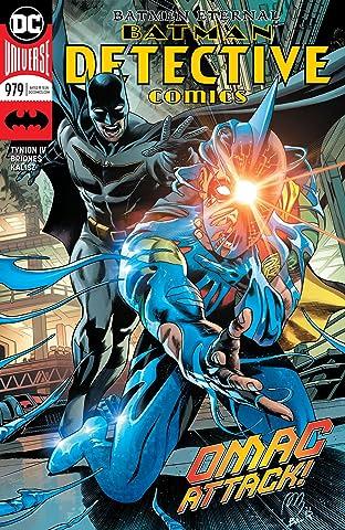 Detective Comics (2016-) #979