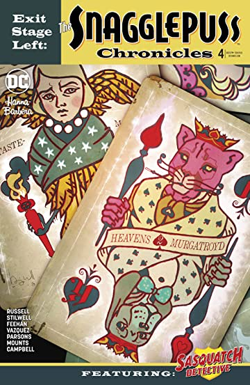 Exit Stage Left: The Snagglepuss Chronicles (2018-) #4