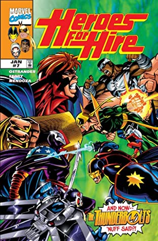Heroes For Hire (1997-1999) No.7