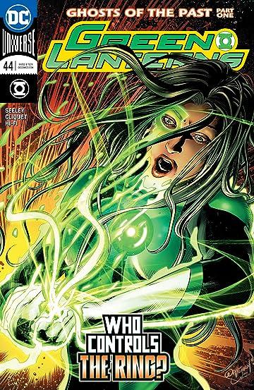 Green Lanterns (2016-) No.44