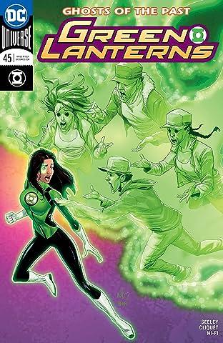 Green Lanterns (2016-) #45