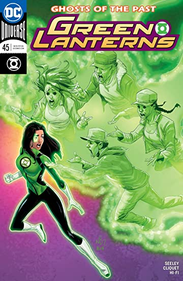 Green Lanterns (2016-) No.45