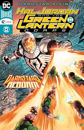 Hal Jordan and the Green Lantern Corps (2016-2018) #42
