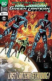 Hal Jordan and The Green Lantern Corps (2016-) #43