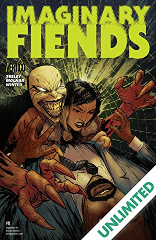Imaginary Fiends (2017-2018) #6