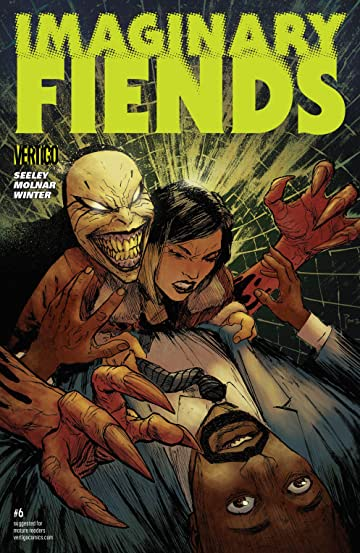 Imaginary Fiends (2017-) #6