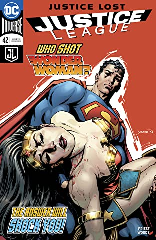 Justice League (2016-) #42