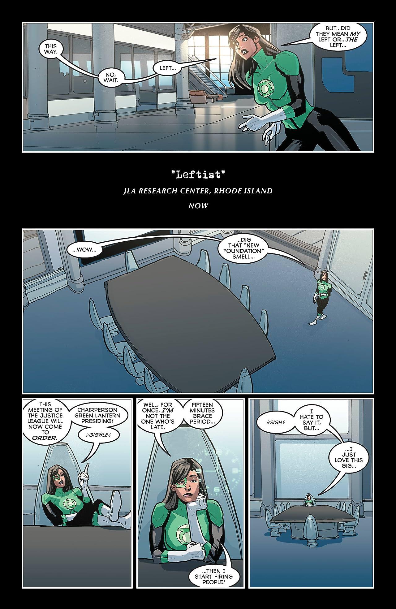 Justice League (2016-) #43