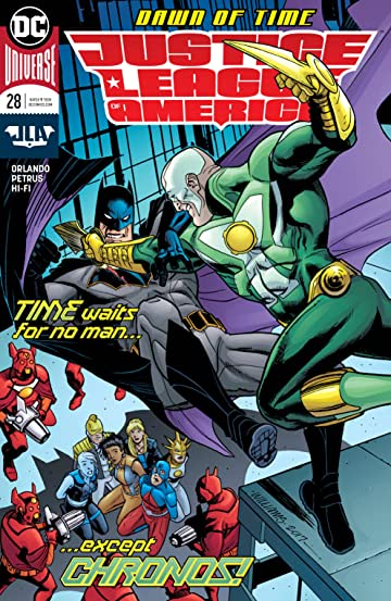 Justice League of America (2017-) #28
