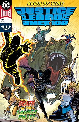 Justice League of America (2017-) #29