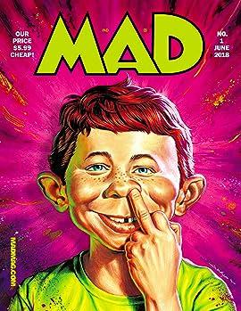 MAD Magazine (2018-) #1
