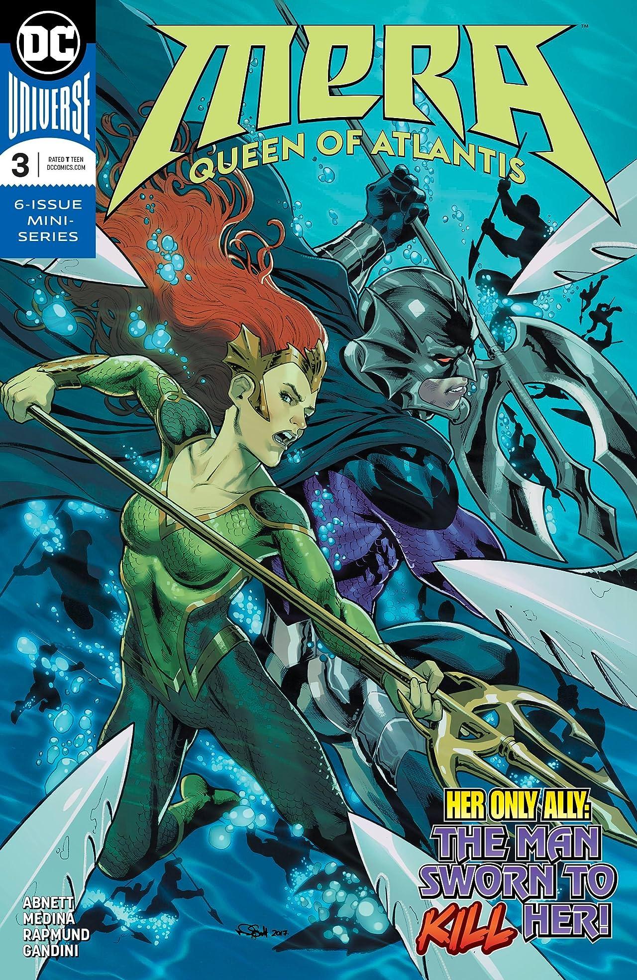 Mera: Queen of Atlantis (2018-) #3
