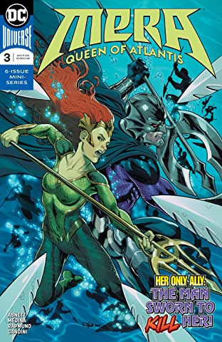 Mera: Queen of Atlantis (2018) #3