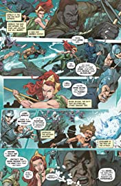 Mera: Queen of Atlantis (2018-) #3