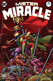 Mister Miracle (2017-2019) #8