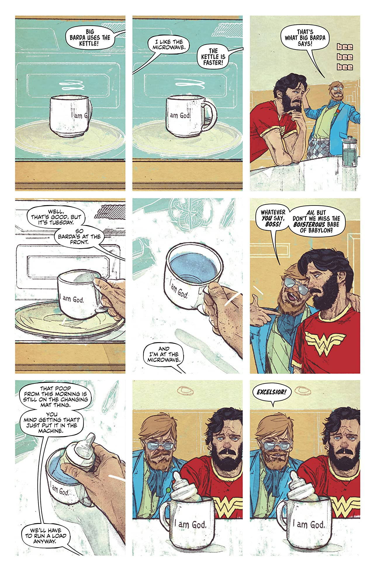 Mister Miracle (2017-) #8