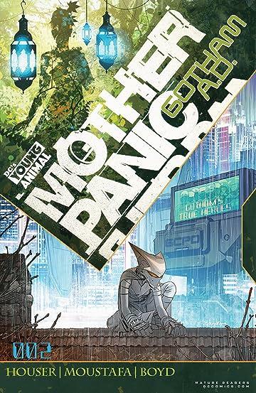 Mother Panic: Gotham A.D. (2018) #2