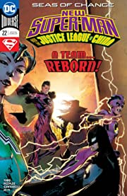 New Super-Man and the Justice League of China (2016-2018) #22