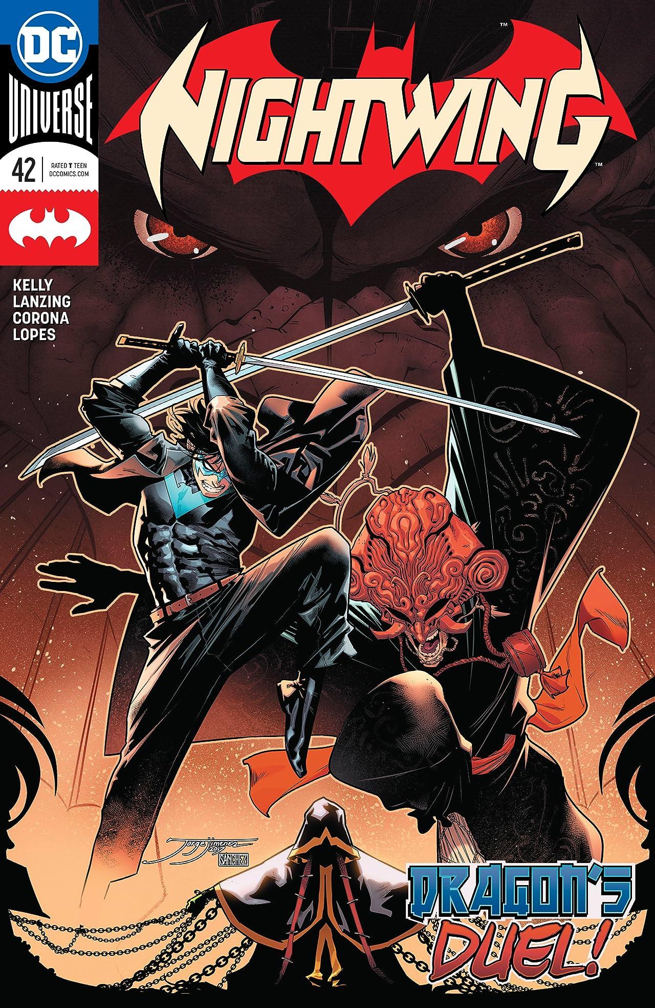 Nightwing (2016-) #42