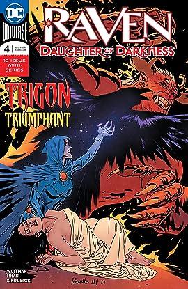Raven: Daughter of Darkness (2018-2019) #4
