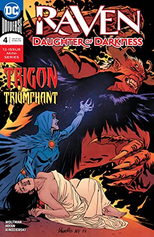 Raven: Daughter of Darkness (2018-) #4