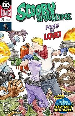 Scooby Apocalypse (2016-) #24