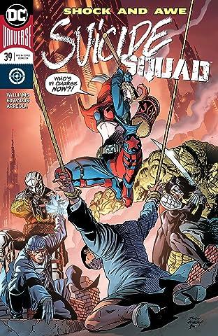 Suicide Squad (2016-2019) #39