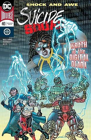 Suicide Squad (2016-2019) #40