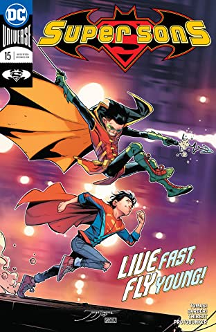 Super Sons (2017-) No.15