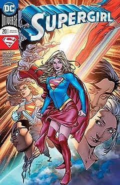 Supergirl (2016-) #20
