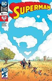 Superman (2016-2018) #45
