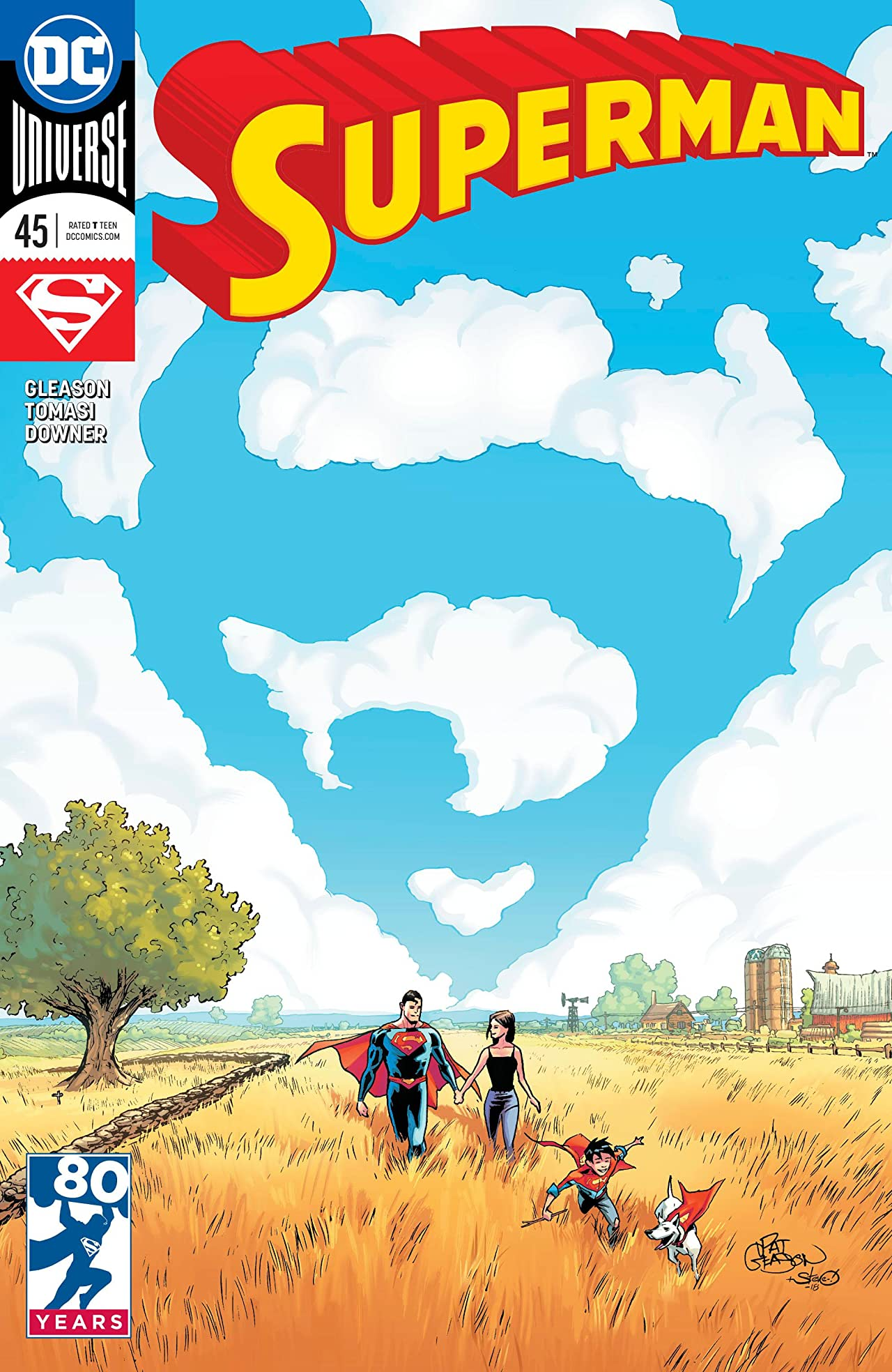 Superman (2016-) No.45