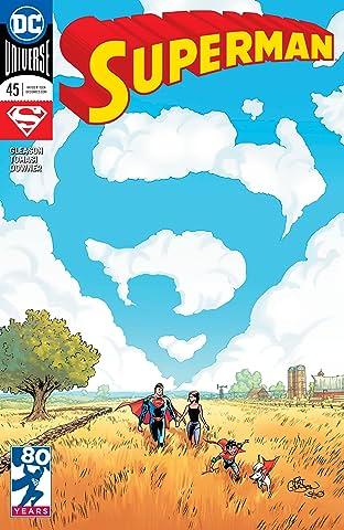 Superman (2016-) #45