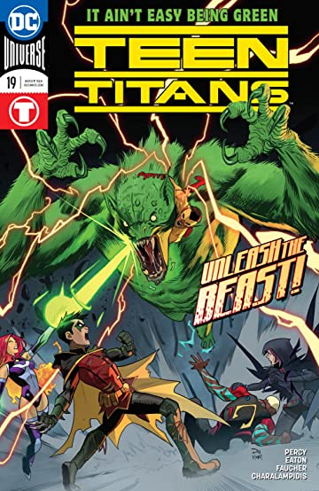 Teen Titans (2016-) #19
