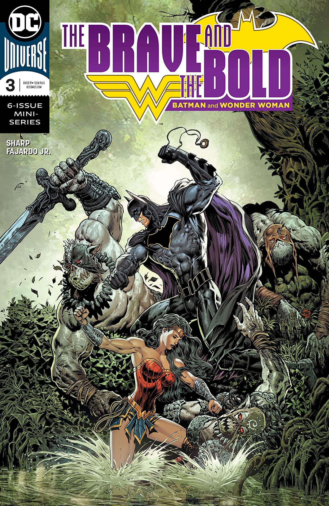 The Brave and the Bold: Batman and Wonder Woman (2018) #3