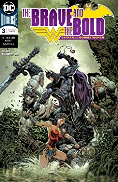 The Brave and the Bold: Batman and Wonder Woman (2018) No.3