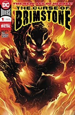 The Curse of Brimstone (2018-2019) #1