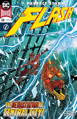 The Flash (2016-) #44