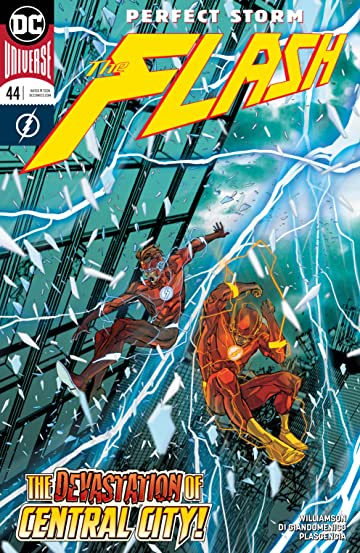 The Flash (2016-) No.44