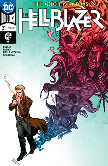 The Hellblazer (2016-) #21