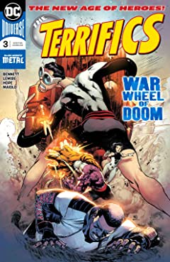 The Terrifics (2018-) #3