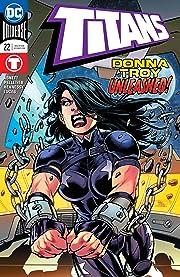 Titans (2016-) #22