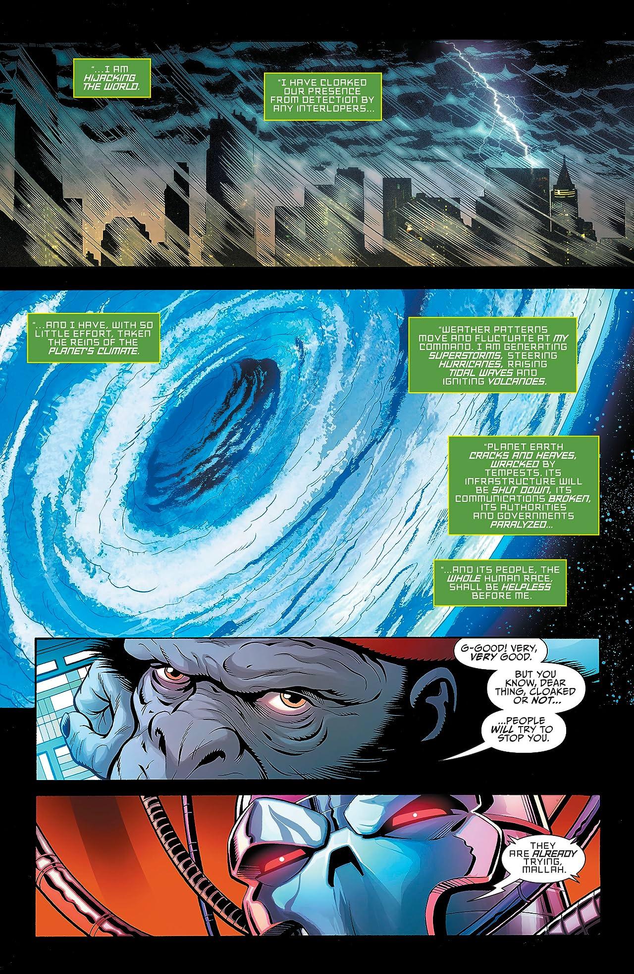 Titans (2016-) Annual #2