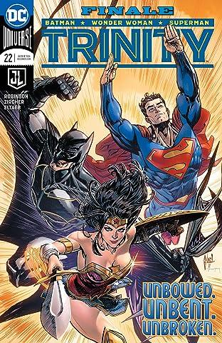Trinity (2016-) #22
