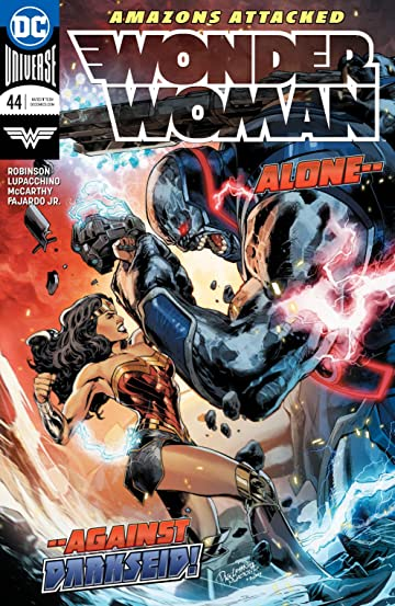 Wonder Woman (2016-) No.44