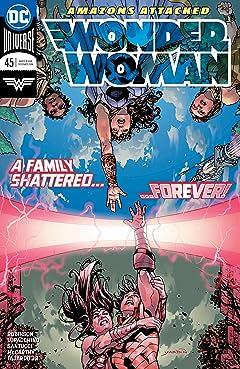 Wonder Woman (2016-) #45