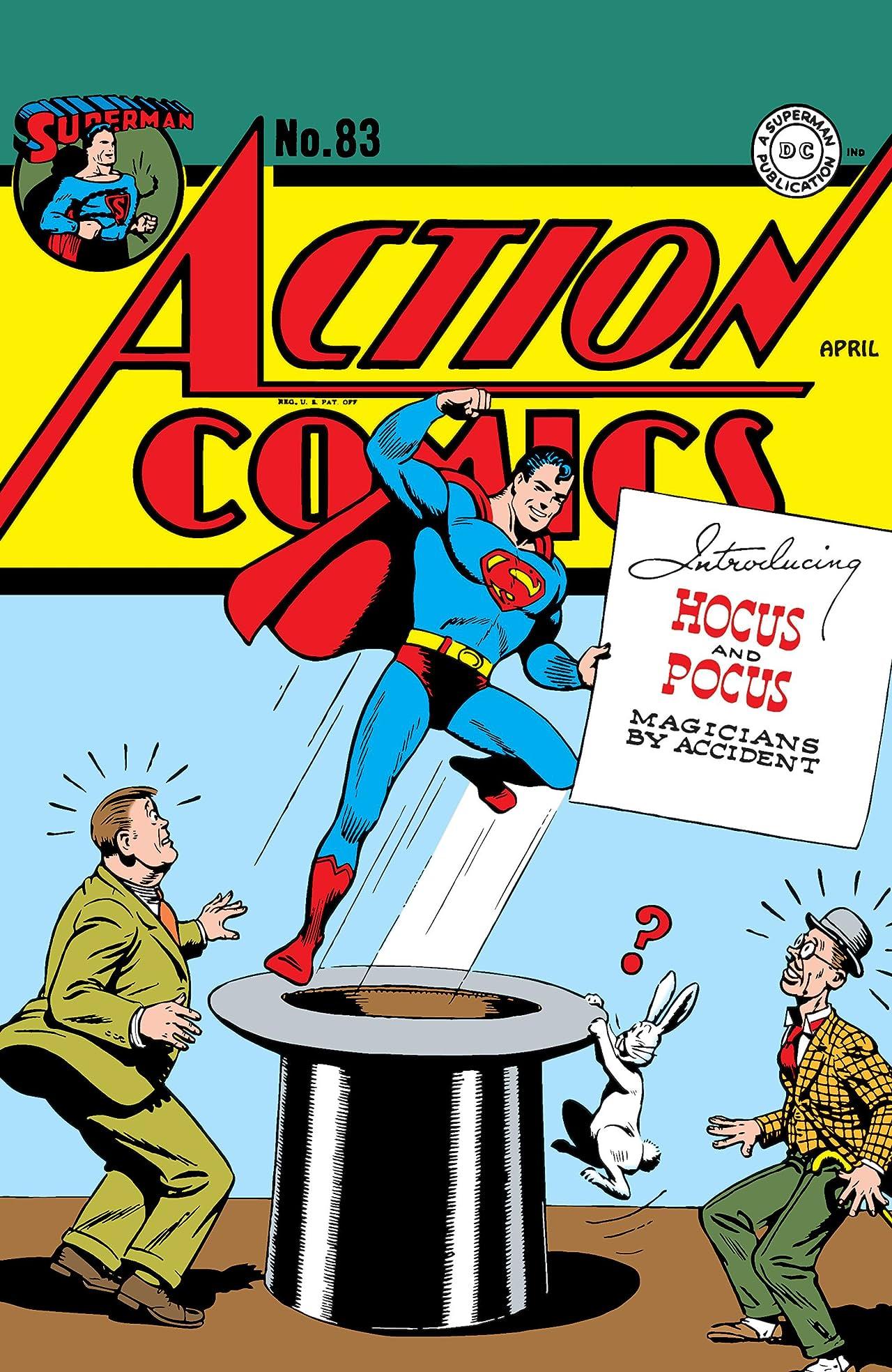 Action Comics (1938-2011) #83