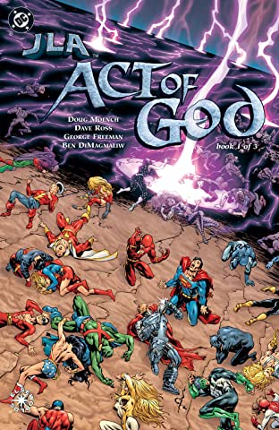 JLA: Act of God (2000-2001) #1
