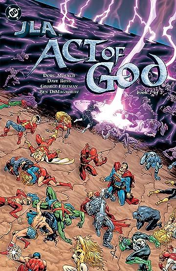 JLA: Act of God (2000-2001) #1